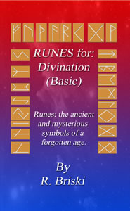 RUNES for: Divination (Basic) Book Cover